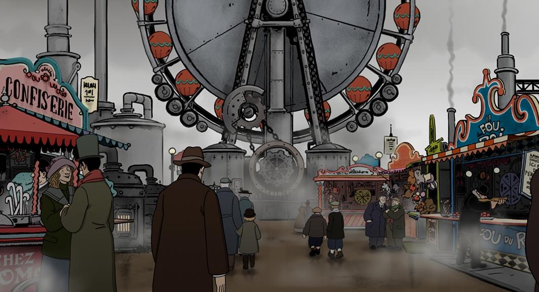 April And The Extraordinary World Je Suis Bien Content Productions De Films D Animation Paris