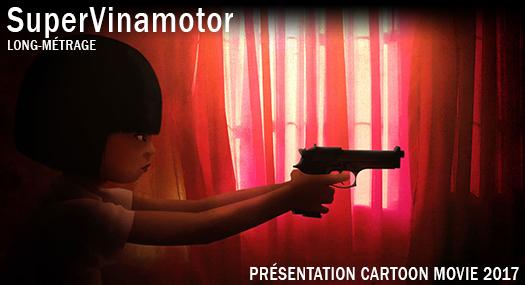 SuperVinamotor - Long-métrage
